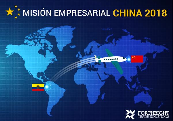 Misión Empresarial China 2018