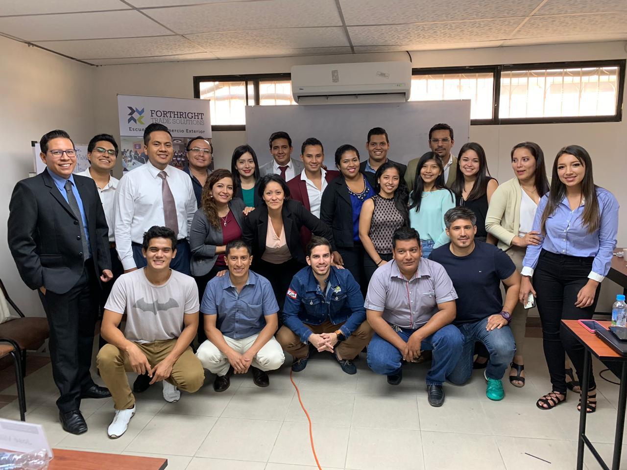 ¡Finalizamos el primer TGI del año en Guayaquil y Cuenca!