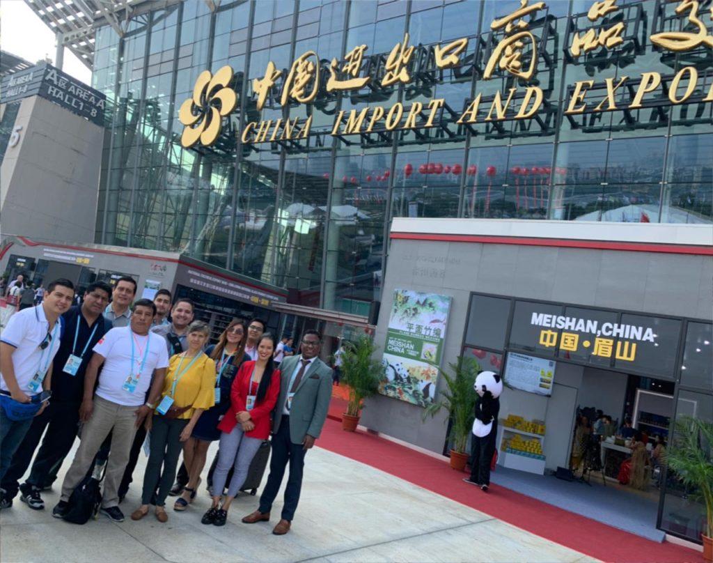 Experiencia Misión Empresarial China 2019